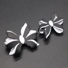 3D Bowknot flower Bows shape Metal Cutting dies Stencils For DIY Scrapbooking Paper Card Embossing Craft Die Cut Mould stencil