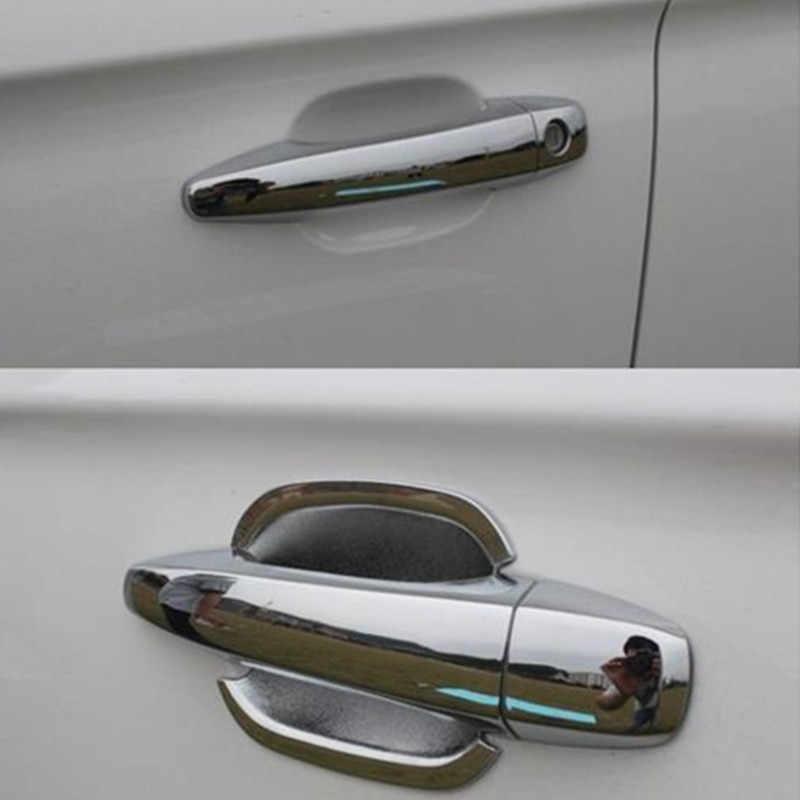 Pour Citroen Elysee 2013 2014 2015 2016 couvercle de poignée de porte accessoires extérieurs accessoires de Modification de décoration de voiture