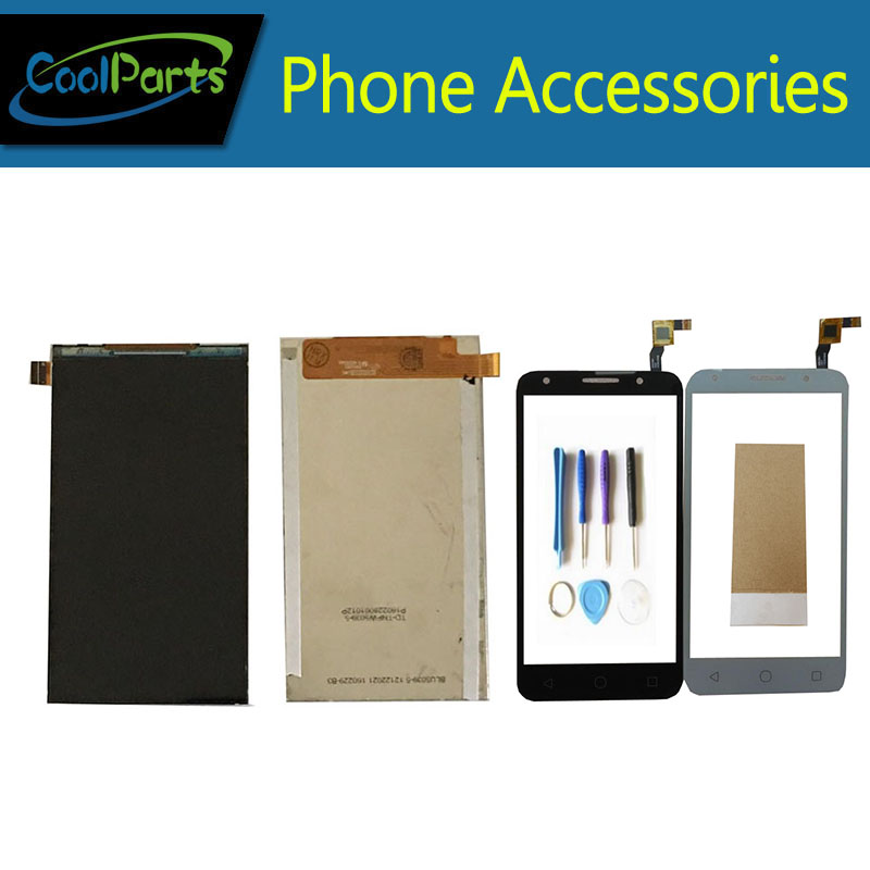 1PC/ Lot For Alcatel Pixi 4 4g LTE 5045A 5045D 5045G 5045J 5045X OT5044 OT5045 LCD Display+Touch Screen Digitizer+Tape&Tool1PC/ Lot For Alcatel Pixi 4 4g LTE 5045A 5045D 5045G 5045J 5045X OT5044 OT5045 LCD Display+Touch Screen Digitizer+Tape&Tool