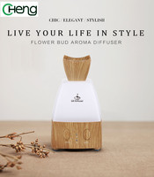 New Changing Aromatherapy LED Changing Lights Diffuser Ultrasonic Humidifier Essential Oil Aroma Diffuser Air Purifier Mist