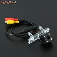 BigBigRoad Car Intelligent Track Rear View Camera For Mercedes Benz SLK CLS Class W219 R171 SLK350 SLK320 SLK300 SLK280 SLK230