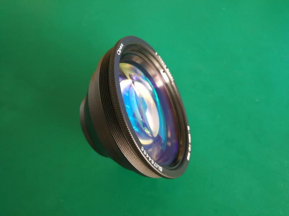 Maiman Fiber Laser Marking Machine F-Theta Lens, Focal Length 160mm, Working Area 110*110mm, Lens Diameter 78mm F-Theta Lens