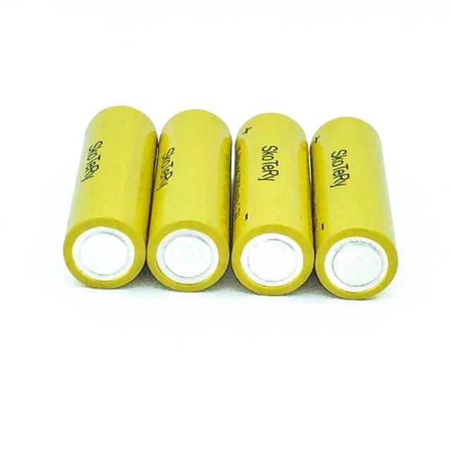 10pcs a lot AA Ni-MH 1.2V AA Rechargeable 2800mAh Neutral Battery Rechargeable battery aa batteries for Flashlight/Camera Yellow