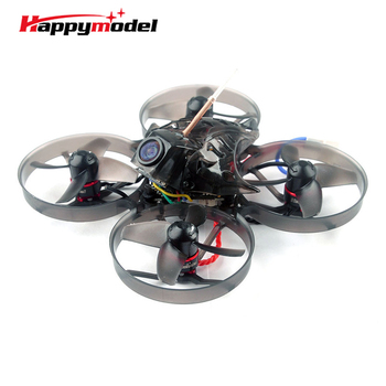 Happymoula7 75mm Crazybee F3 Pro OSD 2S, Dron de carreras con visión en primera persona con actualización BB2 ESC 700TVL RC Quadcopter Drone BNF