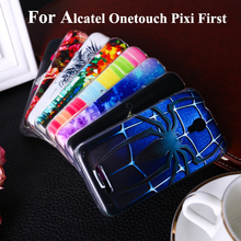 Soft TPU Case For Alcatel 4024d For Alcatel OneTouch Pixi First 4024 4.0 inch One Touch Pixi First OT 4024D 4024X Cover Shell