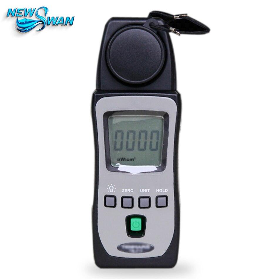 ТМ-213 Карманный Размер УФ UVA UVB UVAB Ультрафиолетового Излучения Измеритель Уровня 290nm ~ 390nm