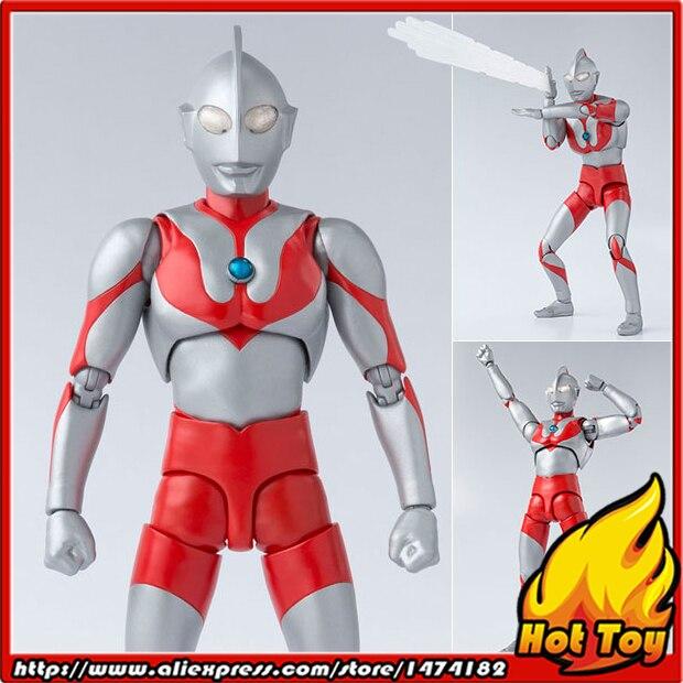 100 Original BANDAI Tamashii Nations S H Figuarts SHF Action Figure Ultraman from Ultraman