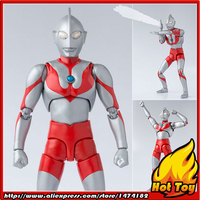 100 Original BANDAI Tamashii Nations S H Figuarts SHF Action Figure Ultraman From Ultraman