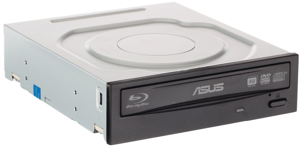 Full new,original ASUS Black 12X BD-ROM 16X DVD-ROM 48X CD-ROM SATA Internal Blu-Ray Drive (BC-12B1ST) lg hl ca30p slot in 6x blu ray combo 3d player bd rom internal laptop dvd rw burner sata drive new free shipping