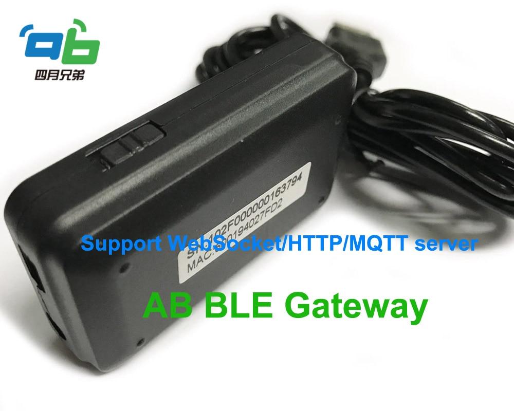 AB BLE Gateway 2.0 BLE To WiFi Bridge