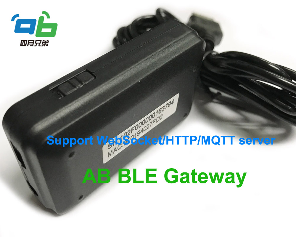 Clearance Sale AB BLE Gateway 2.0 BLE To WiFi Bridge
