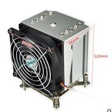 R5 50 CPU soğutucu 9cm fan 5 ısı borusu fanlar soğutucu radyatör intel LGA1155/1156