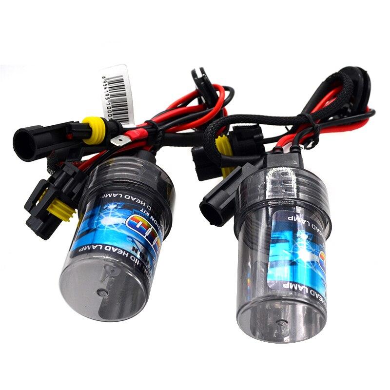 DC 12V 55W HID Kit Xenon H7 H1 H3 H11 HB3 HB4 4300K 5000K 6000K 8000K Car Light Headlight Bulb Fast Bright 55W HID Ballast Kit (1)
