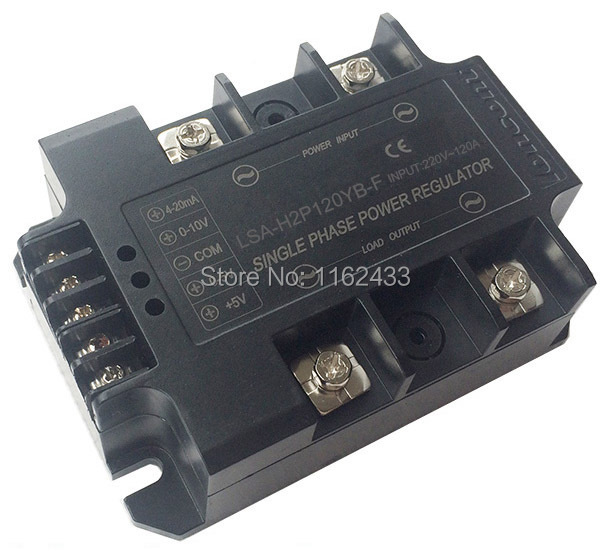lsa h2p120yb f monofasico ac 120a 220 v circuito fechado feedback negativo regulador de tensao de
