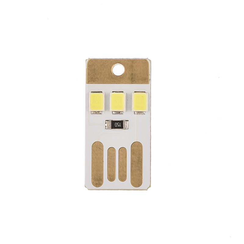 Mini USB Light Camping Night Mobile USB LED Lamp White/Warm Light Wholesale 0.2 W, Ultra Low Power, 2835 Chips 2019 New