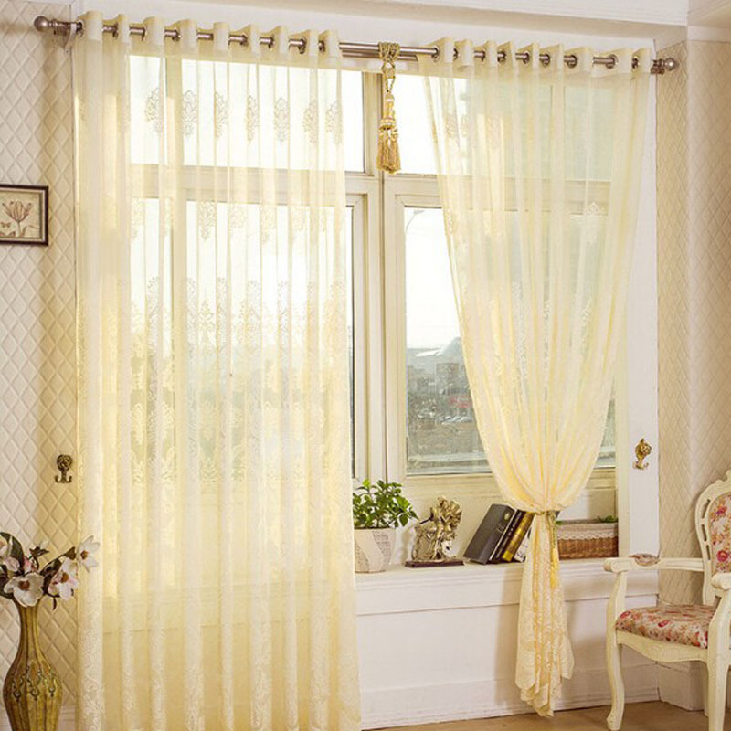 Curtains For The Bedroom Cortinas Para Sala Tulle Curtains