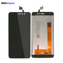 For Wiko Lenny 4 LCD Display Touch Screen Digitizer Assembly Replacement For Wiko Lenny 4 Cell Phone LCD Display free dhl for wiko freddy lcd display and touch screen screen digitizer assembly with frame replacement for wiko freddy mobile