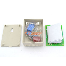 Optically controlled intelligent street lamp / light switch controller  Electronic production of full set of parts (With shell)