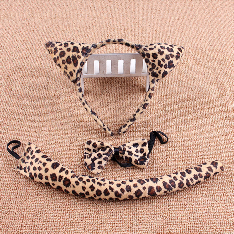 Cartoon Hats Kids Party Toys Cartoon Animal Headdress Masquerade Dress Show Props Tiger Frog Cat Horn Headband For Children
