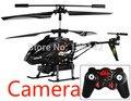 Drone WLtoys S977 3.5CH Aleación RC Helicóptero con cámara de Grabación de Vídeo Con la caja original envío gratis