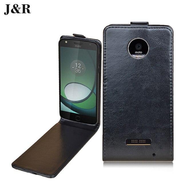buy popular 138de adf47 Case For Motorola Moto Z Play XT1635 Flip Leather Case Cover For Lenovo  Moto Z Play ZPlay 5.5 Inch Back Cover Phone Cases-in Flip Cases from ...