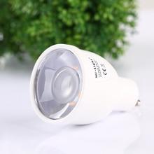 5W Mi-light WIFI 2.4G control GU10 RGB LED bulb AC85-265V High quality indoor RGB bulbs free shipping