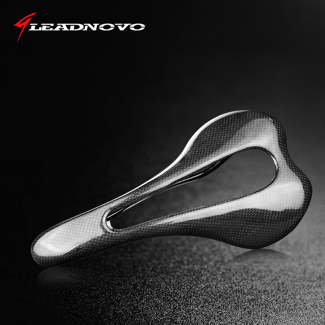 2017 newest style carbon saddle 3K glossy/matte full Carbon Fiber Hollow Bicycle Saddle Bike Seat cycling bike parts miracle bikes 2017 free shipping 3k cycling bicycle saddle mtb road bike carbon rail saddle seat 116g carbon saddle