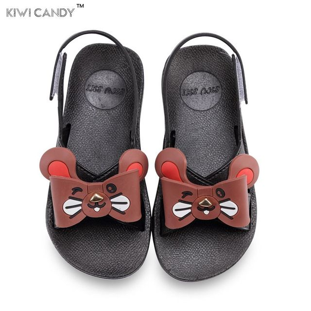 Unisex Non-slip Flip Flops Cute Cartoon Cool Beach Slippers Sandal