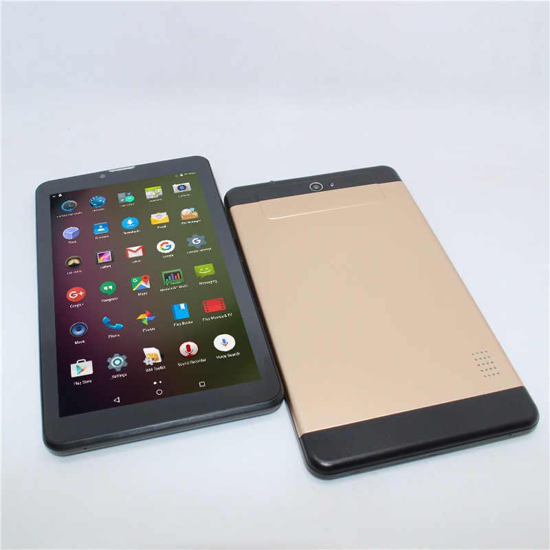 7 インチ 1 ギガバイト + 8 ギガバイト MTK6735 解除 4 4g Lte の Android 5.1 電話通話タブレット PC Phablet クアッドコアコア WIFI GPS Bluetooth FM g センサー
