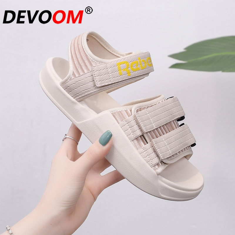 2019 Outdoor Beach Sandals Women Shoes Summer Sandalias Playa Mujer Slippers Hiking Sport Sandals Woman Sabots Femme Chaussure