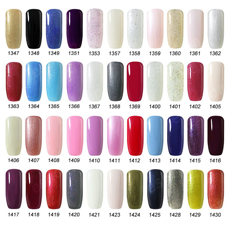 Arte Clavo Pilih 1 Pcs Dari 220 Warna 15ml Gel Cat Kuku Art UV Gel - Nail art - Foto 3