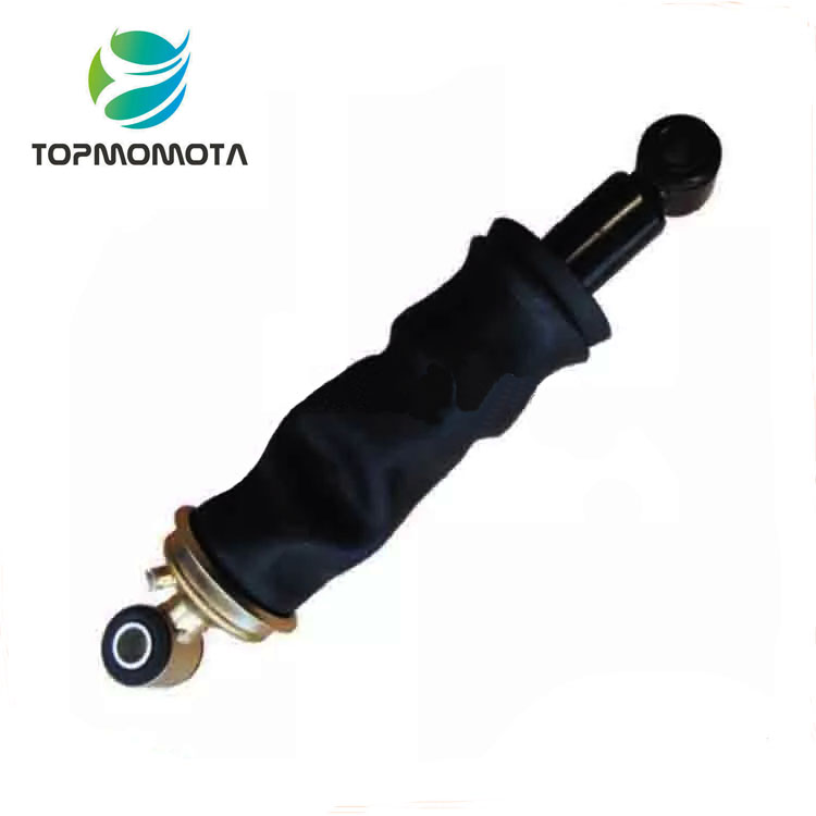 2 pcs one pair Truck Front Axle Air Shock Absorber 3172984 for vol vo 1629724 16297192 pcs one pair Truck Front Axle Air Shock Absorber 3172984 for vol vo 1629724 1629719