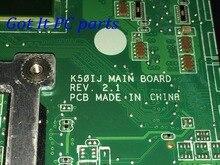 90 days Warranty New Laptop Motherboard K50IJ REV : 2.1 for Asus Laptop Notebook