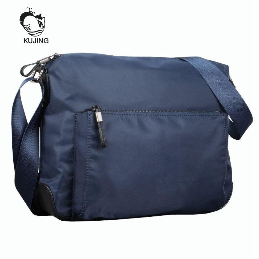 PräZise Kujing Marke Männlichen Paket Heißer Hochwertige Business-männer Tasche Billig Schulter Umhängetasche Kostenloser Versand Männlich Reisen Casual Bag