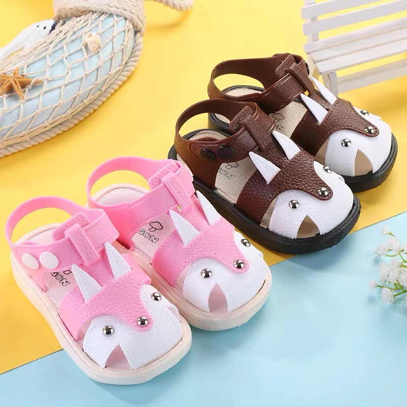 kids shoes fashion little girl princess shoes open