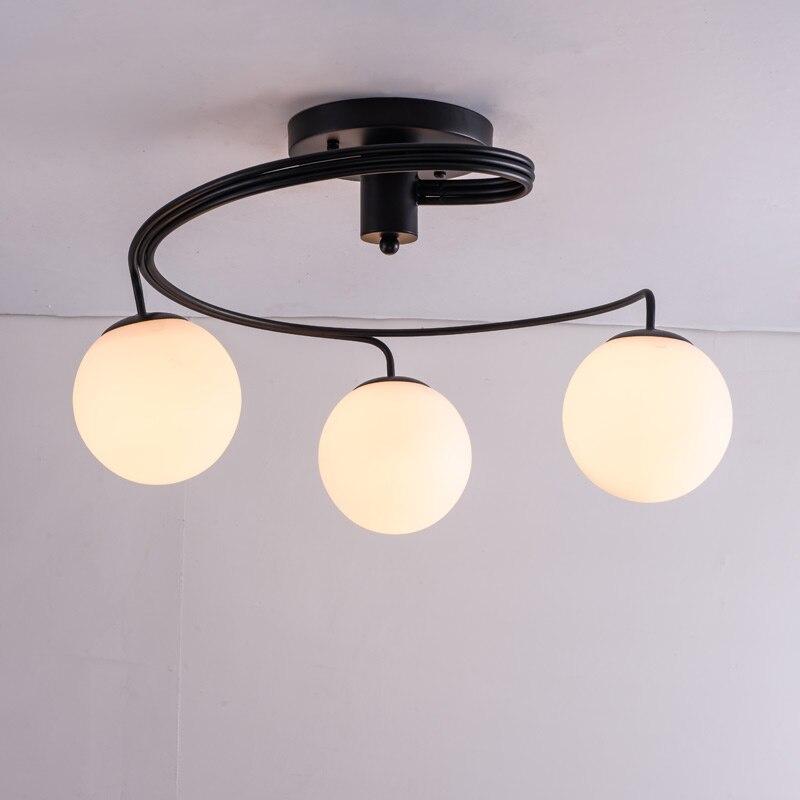 Modern Led Chandelier Lighting Living Room Kitchen Dining