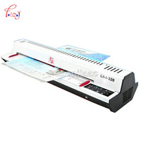 A3 /A4 Cold Roll laminator Laminating Machine, 4 Roller System photo laminator LK4 320 220v 300w cold laminator