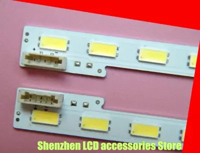 Led Bar Lights 2 Pcs*44led Sled 2012sls46 7030 44 R L Led Backlight Bar For Kdl-46ex650 Lj64-03363a Lty460hn05 506mm Pretty And Colorful Led Lighting