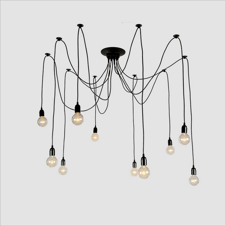 Nordic style chandeliers stars hotel restaurant bar cafe light living room lamp European creative home decor decoration lighting modern crystal chandelier led hanging lighting european style glass chandeliers light for living dining room restaurant decor