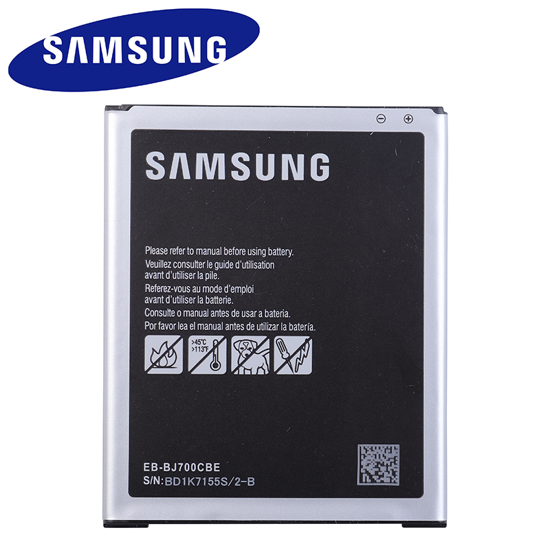 Original Phone Samsung Battery For Galaxy J7 Neo 2015 J7009 J7000 J7008 J700F SM J700f EB BJ700BBC EB BJ700CBE With NFC 3000mAh Mobile Phone Batteries     - title=