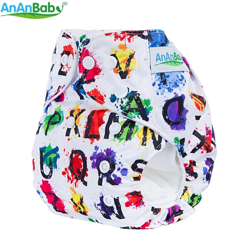 AnAnBaby višekratnu dječji vrećice Periva i vodootporna Baby - Pelene i toaletni trening - Foto 2