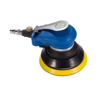 5 Inch Polisher Auto Random Orbital Air Palm Sander And Car Polisher Set Polisher Machine Cleaner
