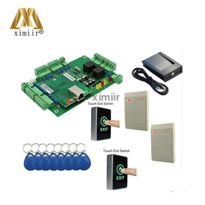 RFID EM/ID Embedded Door Access Control, Smart Access Control Lift Controller Systems