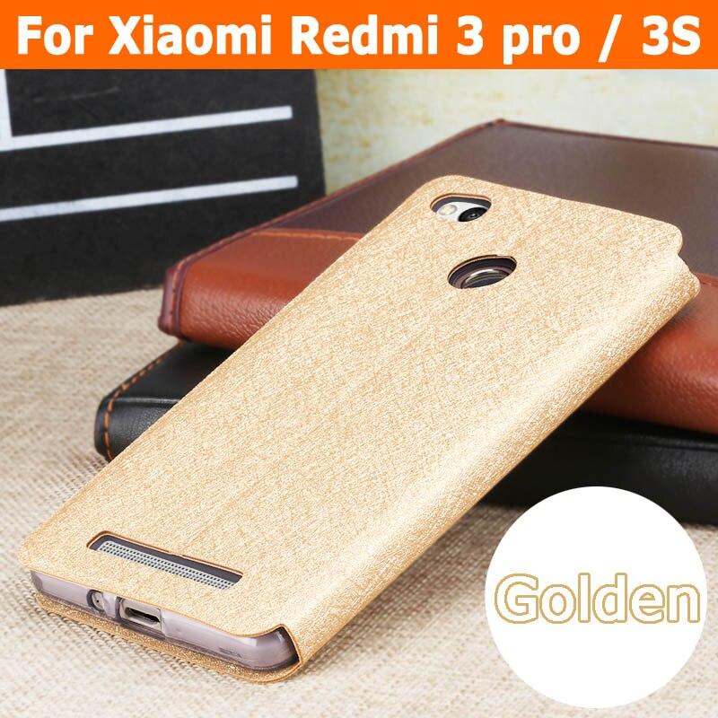 """imágenes para Original Mofi Flip marca cubierta de cuero Para Xiaomi Redmi 3 s pro caso Del Soporte la caja del sostenedor Para xiaomi redmi 3 s/redmi 3 s case 5.0"""""""