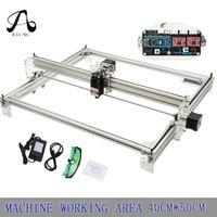 4050 cnc laser machine printer,500mw/1000mw/2500mw/5500mw/7000mw/10w/15w laser for desktop DIY violet laser engraving machine