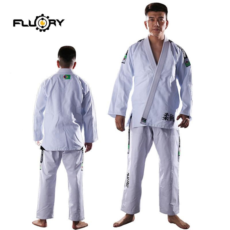 BJJ Gi For Men Women Jiu Jitsu Uniform Kimono Adult MMA Judo Brazilian Free Belt
