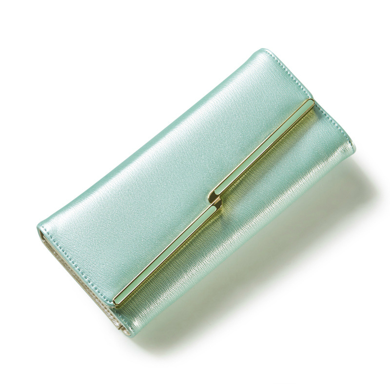 Fashion Women Wallets Clutch Evening Bag Female Phone Pocket Folded Money Bag Card Holder Long Lady
