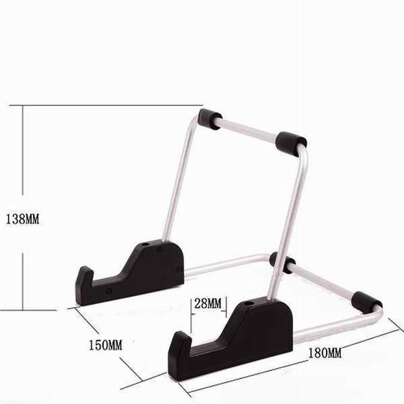 Newly Super Light Universal Stand For Tablet PC Foldable Adjustable Aluminum Holder Stand For Ipad Support Tablet  DC128
