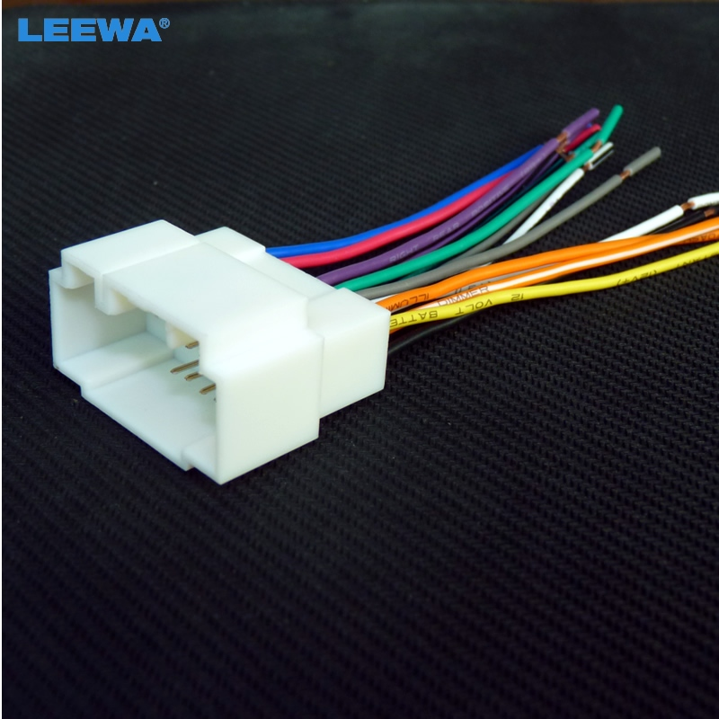 online get cheap harness stereo aliexpress com alibaba group Honda Radio Wiring Harness car radio stereo wiring harness adapter for honda acur aaccord civic ca1602 honda radio wiring harness