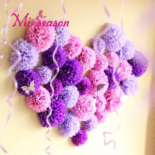 40pcslot mix color handmade tissue paper pom poms paper peony 40pcslot mix color handmade tissue paper pom poms paper peony flower ball pompom for mightylinksfo
